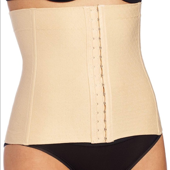 25c0c109c4b Heavenly Shapewear Waffle Knit Waist Cincher NWT